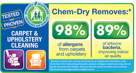 Bronx Chem-Dry offers professional cleaning