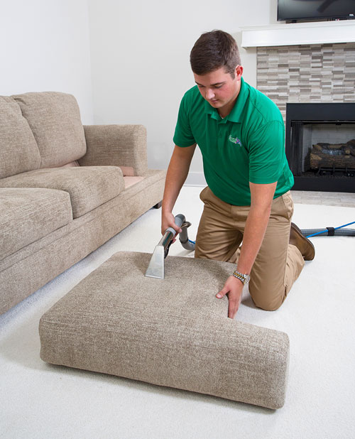 Chem-Dry of Manhattan professional upholstery cleaning